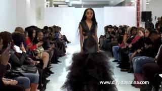 getlinkyoutube.com-Diva Dvanna Walks Small Boutique Fashion Week 2015