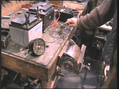 home made electric trike. part 1.wmv