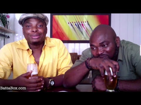 Two Aggressive Men Angry About Nigerian Movies And Nollywood In General [AFRICAX5]