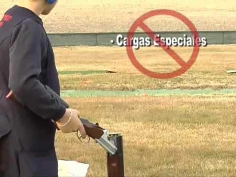 FMTO Tiro Olímpico - Práctica - Escopeta