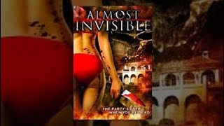 Erotic 2018 -  ALMOST INVISIBLE - Full Length Horror Movie | English