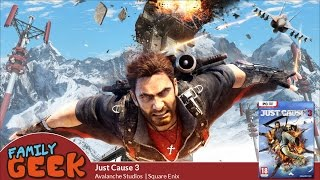 getlinkyoutube.com-INCROYABLE EXPERIENCE ! Just Cause 3 Gameplay fr - Family Geek