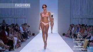 "getlinkyoutube.com-Fashion Show ""POKO PANO"" Miami Fashion Week Swimwear Spring Summer 2014 HD by Fashion Channel"