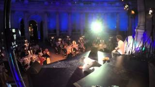 getlinkyoutube.com-Les Twins perform at the Vogue Paris Foundation Gala 06/07/2015 Palais Galliera, Paris