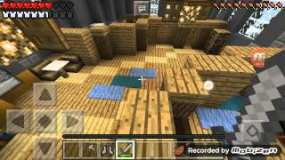 getlinkyoutube.com-2 PART (MCPE Hunger GAMES #3 Galiba :D