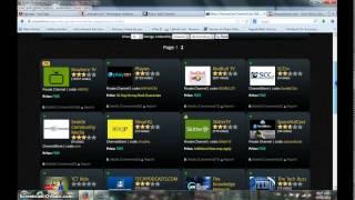 getlinkyoutube.com-Como añadir canales a ROKU desde su cuenta ROKU en línea América Latina