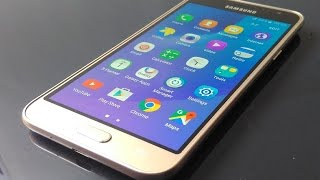 getlinkyoutube.com-Samsung Galaxy J3 Gold 2016 Full Review and Unboxing