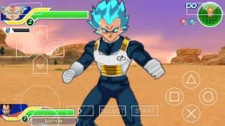 getlinkyoutube.com-Dragon Ball Z Tenkaichi tag Team mod v6