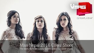 getlinkyoutube.com-Miss Nepal 2016 Cover Shoot