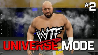 "getlinkyoutube.com-WWE 2K15 WTF Universe Mode - Ep. 2 - ""THE GIANT GRAVITY FORGOT!"" [PS4]"