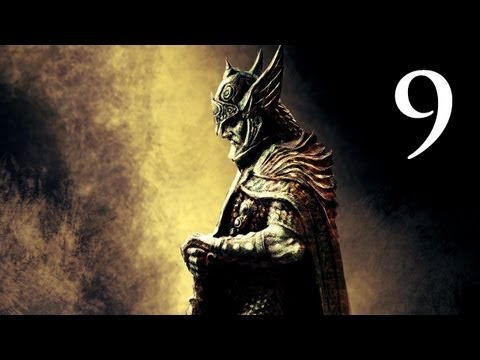 Elder Scrolls V: Skyrim - Walkthrough - Part 9 - Dragonstone (Skyrim Gameplay)