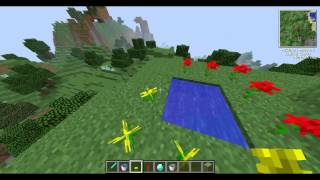 getlinkyoutube.com-minecraft - como fazer o portal para THE TWILIGHT FOREST (floresta do crepusculo)
