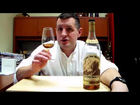 Matt Colglazier reviews Pappy Van Winkle 23yr