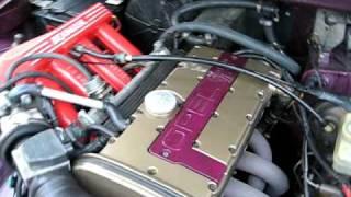 getlinkyoutube.com-Motor Opel Ascona B 16V (c20xe)