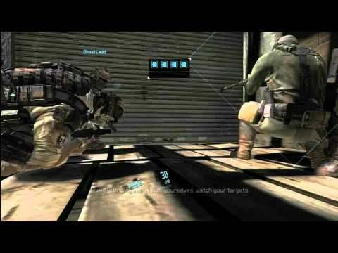 Ghost Recon Future Soldier Mission 1 WALKTHROUGH!!!