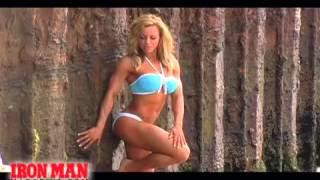 getlinkyoutube.com-Ava Cowan -- Feb 2011 Iron Man Magazine Swimsuit Special