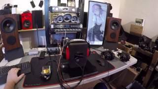 getlinkyoutube.com-Z Review - FOSTEX T50RP - T40RP - T20RP MkIII [[SOUND DEMO]]