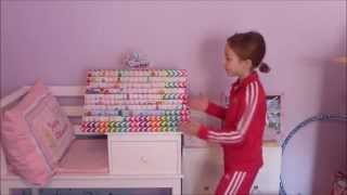 How to Make a Shopkins Display Case