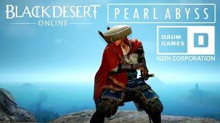 getlinkyoutube.com-Black Desert Online Ninja Awakening Trailer (KR)