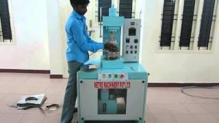 getlinkyoutube.com-Semi Automatic paper plate making machine- 09566235599 - 09840715599