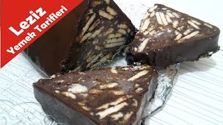 getlinkyoutube.com-Mozaik Pasta Nasıl Yapılır ( Leziz Yemek Tarifleri )