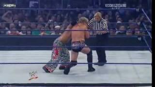 Chris Jericho Vs Rey Mysterio Intercontinental Championship 1/3