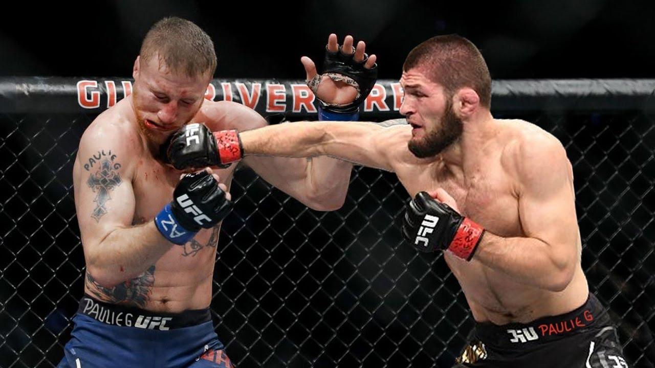 Gaji Khabib Nurmagomedov vs. Justin Gaethje, Berapa Banyak Uang yang Mereka Dapatkan di UFC 254?