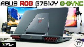 getlinkyoutube.com-ASUS ROG G751 G-SYNC Обзор, Тестирование. Первый игровой ноутбук с G-SYNC