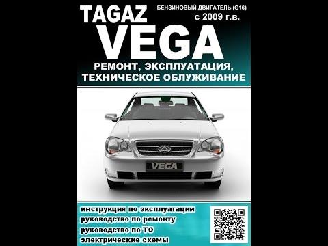 Руководство по ремонту TAGAZ VEGA