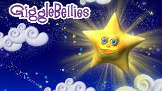 Twinkle Twinkle Little Star | Nursery Rhymes | GiggleBellies