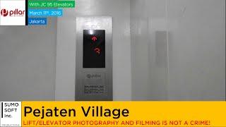 getlinkyoutube.com-Pillar Service Lifts at Pejaten Village, Jakarta