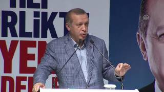 Cumhurbaşkanı Erdoğan: Teşkilatlarımızda kapsamlı bir değişim yapmalıyız