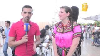 getlinkyoutube.com-Une allemande   qui chante en kabyle