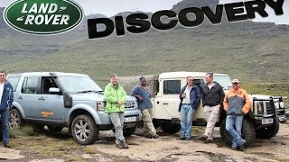 getlinkyoutube.com-Land Rover Discovery Ultimate Off Road Trial. Baboons Pass. Part-4
