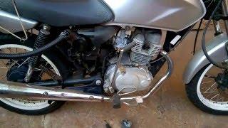 vapor de gasolina CG titan 150