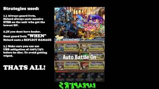 getlinkyoutube.com-Brave Frontier Global: Quaid's Grand Quest - Melord (Gold Achievement)