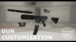getlinkyoutube.com-[DLG] [ Unity 3D ] No Heroes - Gun Customization
