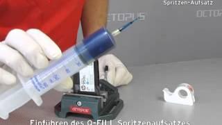 getlinkyoutube.com-Refill HP 951 QU Fill Anleitung, Refill Instruction HP 950