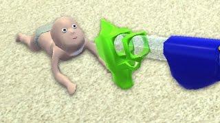 getlinkyoutube.com-BABY'S GOT A GUN! | Who's Your Daddy? #2