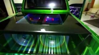 getlinkyoutube.com-โชว์เครื่องเสียง 17500w ในรถเชฟสีเขียว