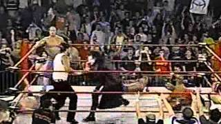getlinkyoutube.com-Sting, première apparition - TNA