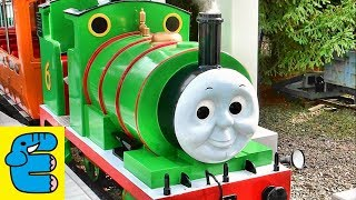 getlinkyoutube.com-トーマスとパーシーのわくわくライド Thomas and Percy Exciting Ride [English Subs]
