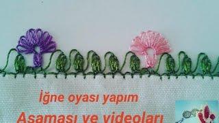 getlinkyoutube.com-İĞNE OYASI MODELİ (DIY)