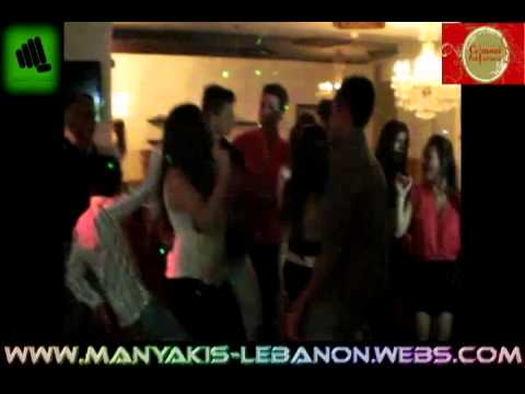 Crimson ash party 1 (MANYAKIS LEBANON)