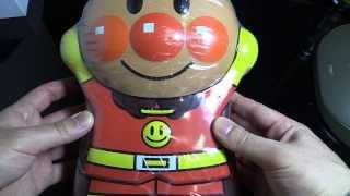 getlinkyoutube.com-アンパンマンコロコロケース2013(お菓子詰め合わせ) Anpanman Corocoro Container(Candy assortment)