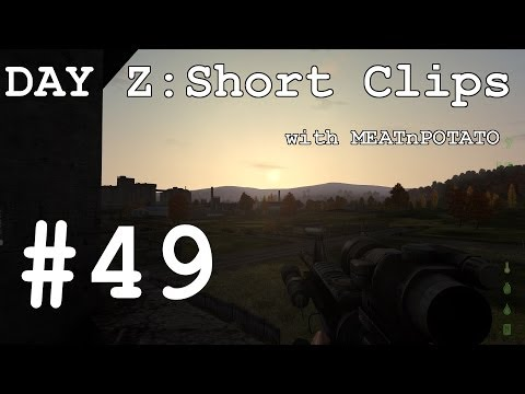 DAY Z Short Clips #49 - Hitch-Hiker from Hell