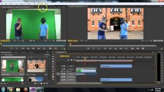getlinkyoutube.com-Adobe Premiere - How to Remove Green Screen (Chroma Key, Remove Background) Tutorial