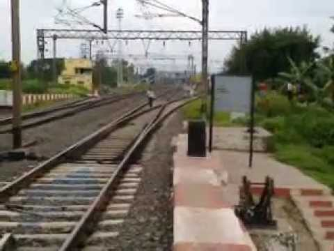 INDIA PAKISTAN RAIL TRACK