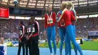 getlinkyoutube.com-Video: Beso lésbico de dos atletas rusas (Russian athletes lesbian kiss)