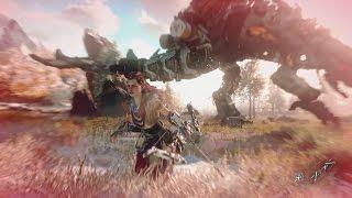 getlinkyoutube.com-Horizon: Zero Dawn Official Trailer -  E3 2015